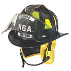 Cairns® N6A Houston™ Leather Fire Helmet